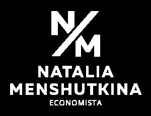 Natalia Menshutkina Economista